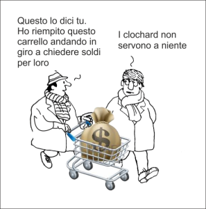 Read more about the article i clochard: gente inutile