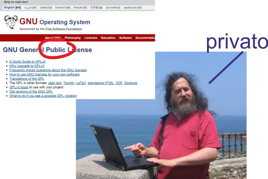 GNU General Private License
